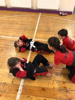 Red Dragons Martial Arts Bristol Henleaze Horfield Bishopston Childrens Martial Arts Childrens Kickb