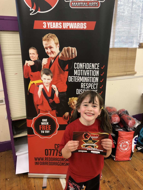 Red Dragons Martial Arts Rewarding our Members Bristol Henleaze Horfield Bishopston Childrens Martia