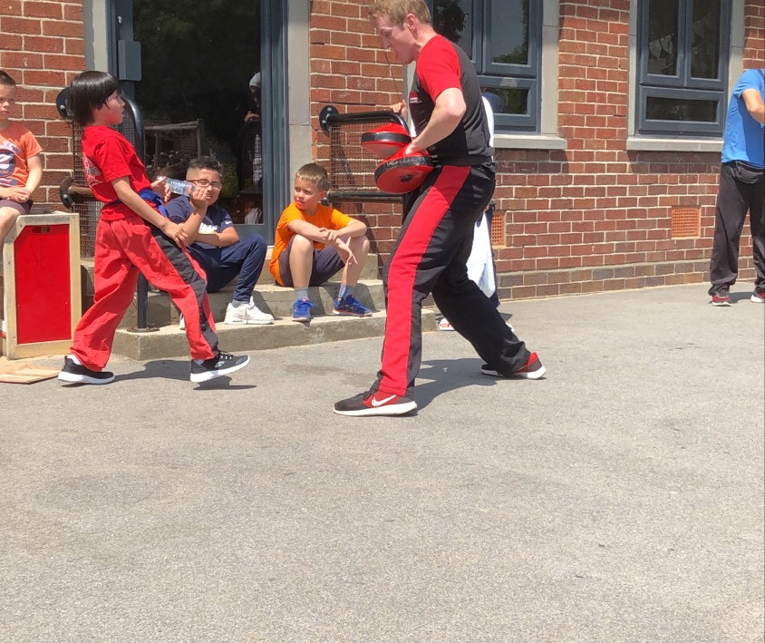 Red Dragons Martial Arts Rewarding our Members Bristol Henleaze Horfield Bishopston Childrens Martial Arts Children's Kickboxing Filton Avenue Primary School