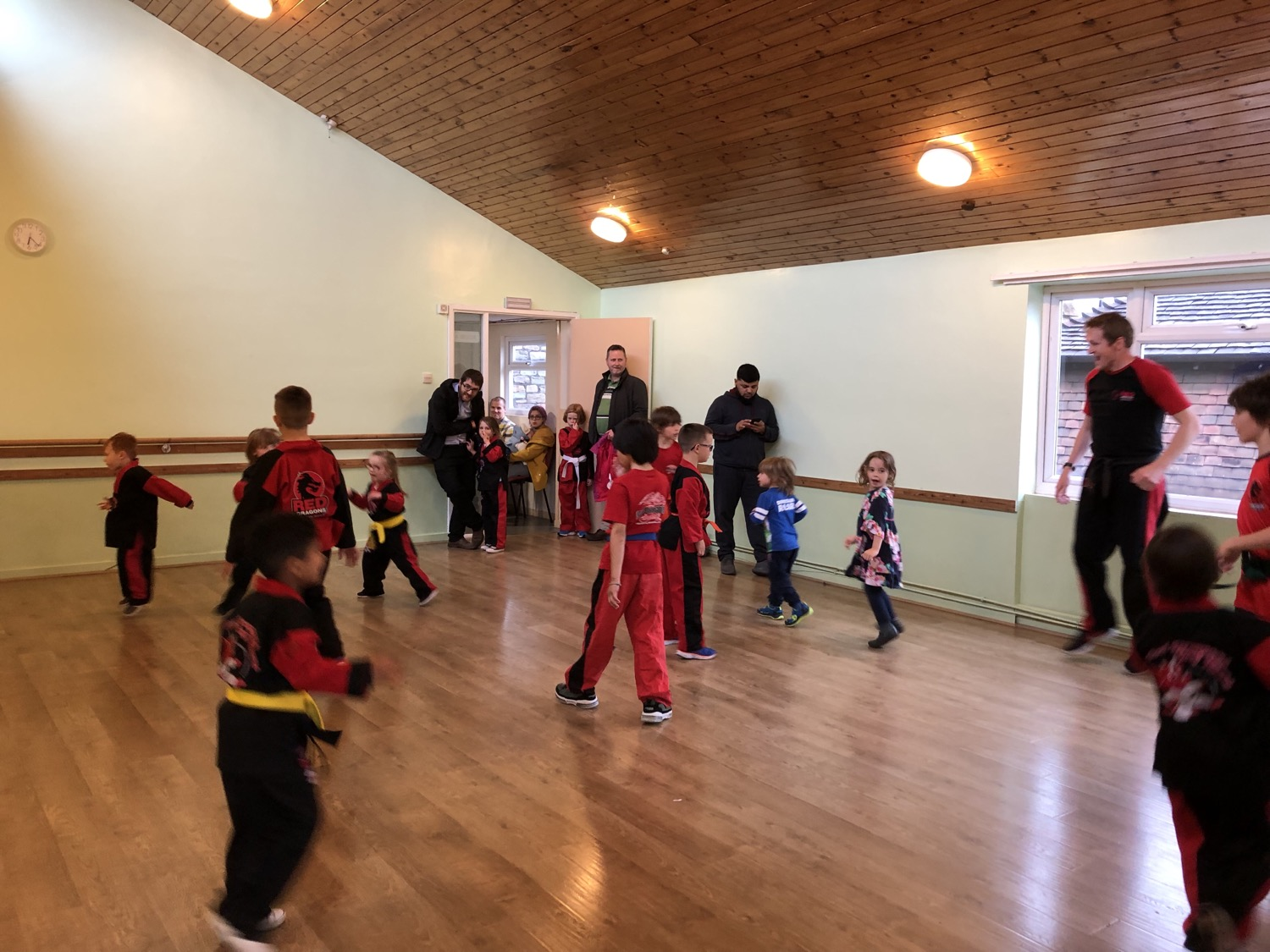 Red Dragons Martial Arts Bristol Henleaze Horfield Bishopston Childrens Martial Arts Childrens Kickb