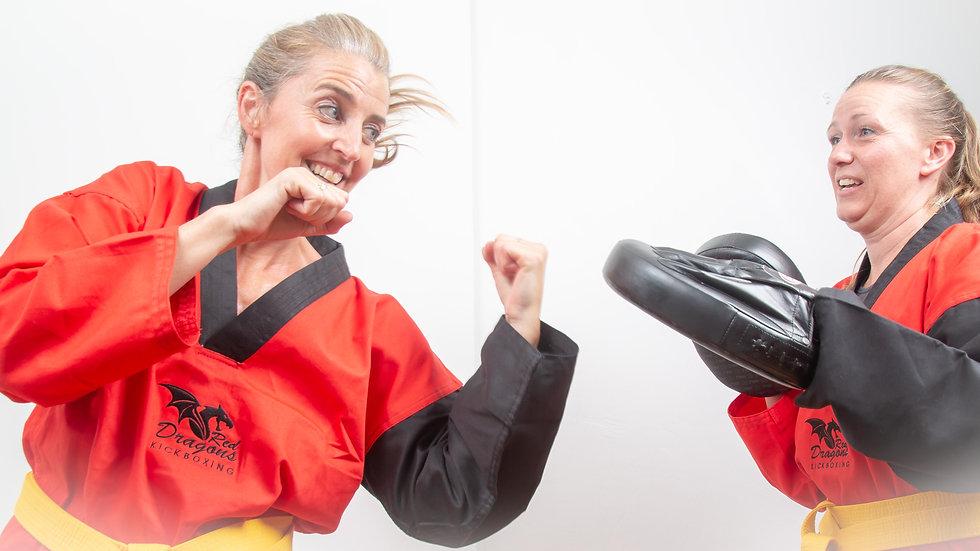 6 Week Ladies Beginners Martial Arts Course