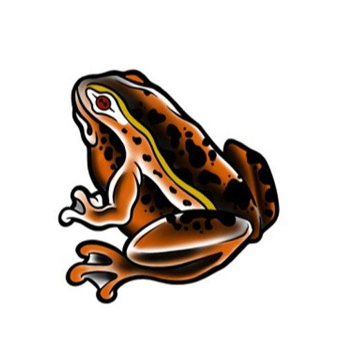 Bufo Alvarius - tattoo deposit