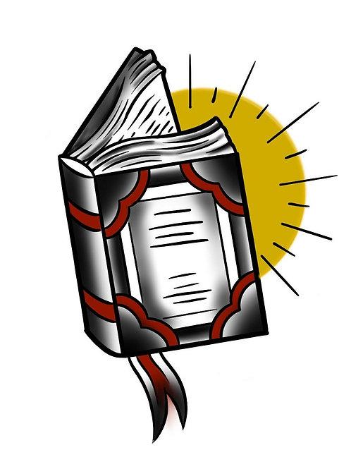 The Scriptures - tattoo deposit
