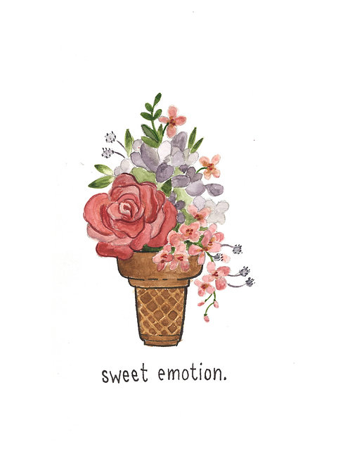 sweet emotion | Painted Songs