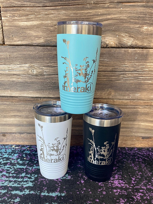 WeMeraki Insulated Tumbler