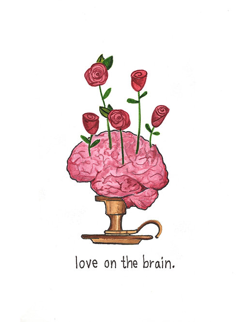 love on the brain | Painted Songs