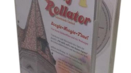 DVD Rocky Rollator Schwäbisch Gmünd