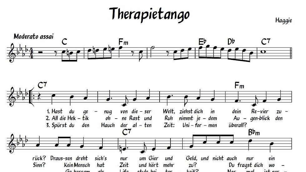 Therapietango