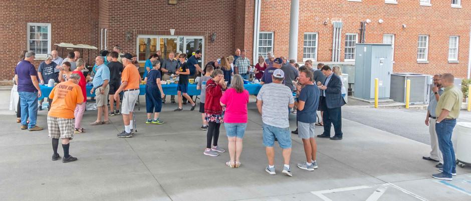 Wednesday Night Ice Cream Fellowship