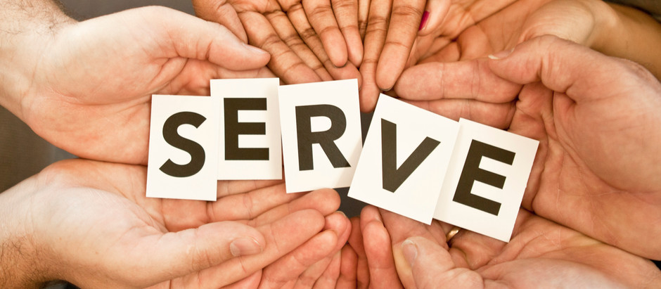 Opportunity to Serve- Thursday, July 30th