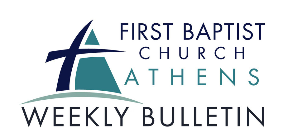 Bulletin for March 29