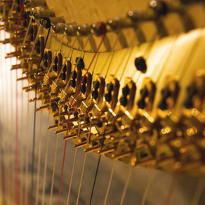 Awake Harp and Lyre
