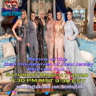 Real Housewives of New Jersey KEM TopTalk Unfiltered Highlights