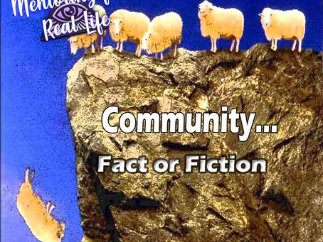 Community…Fact or Fiction