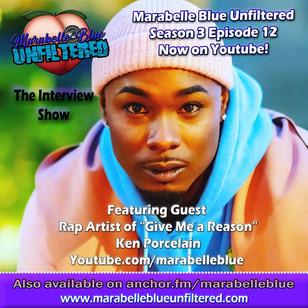 Marabelle Blue Interviews Rap Artist Ken Porcelain