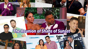 Shahs of Sunset Reunion Thoughts