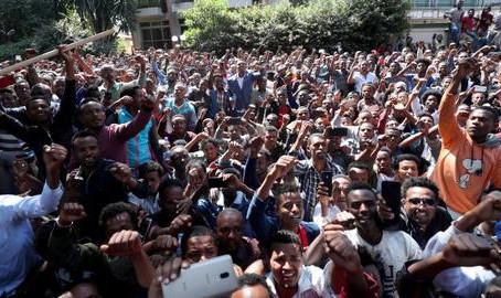 Ethiopian Protests 2020