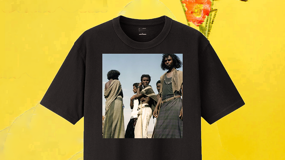 Uni-Tee: CrewNeck Short-SleeveT-Shirt