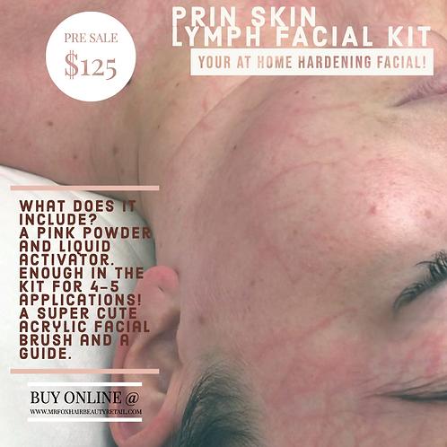 Prin Skin DIY lymph facial kit (pre sale)