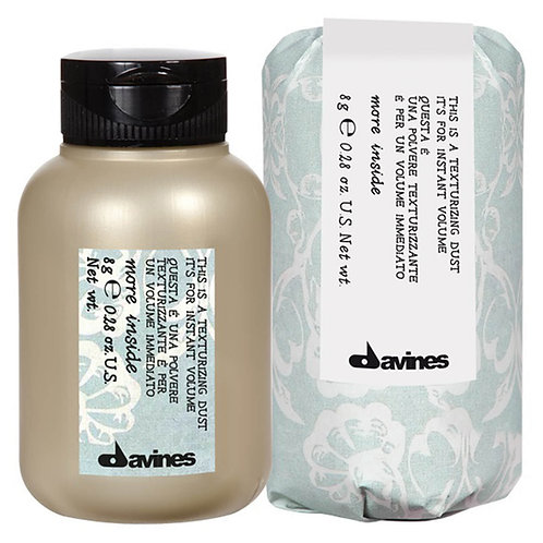 Davines More Inside This is a Texturizing Dust 8g