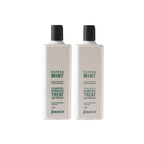 Juuce Peppermint Shampoo 375ml