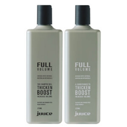 Juuce Full Volume Shampoo 375ml
