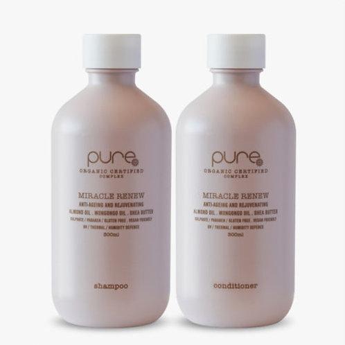 Miracle Renew Shampoo 300ml