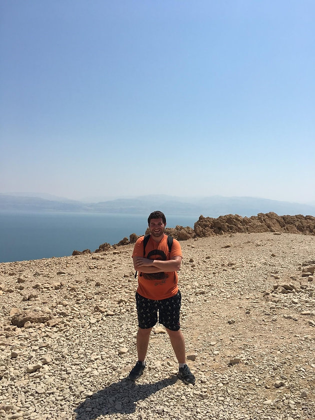 Thrive gave me an unforgettable Israel experience