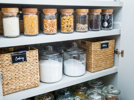 Living in your Pantry