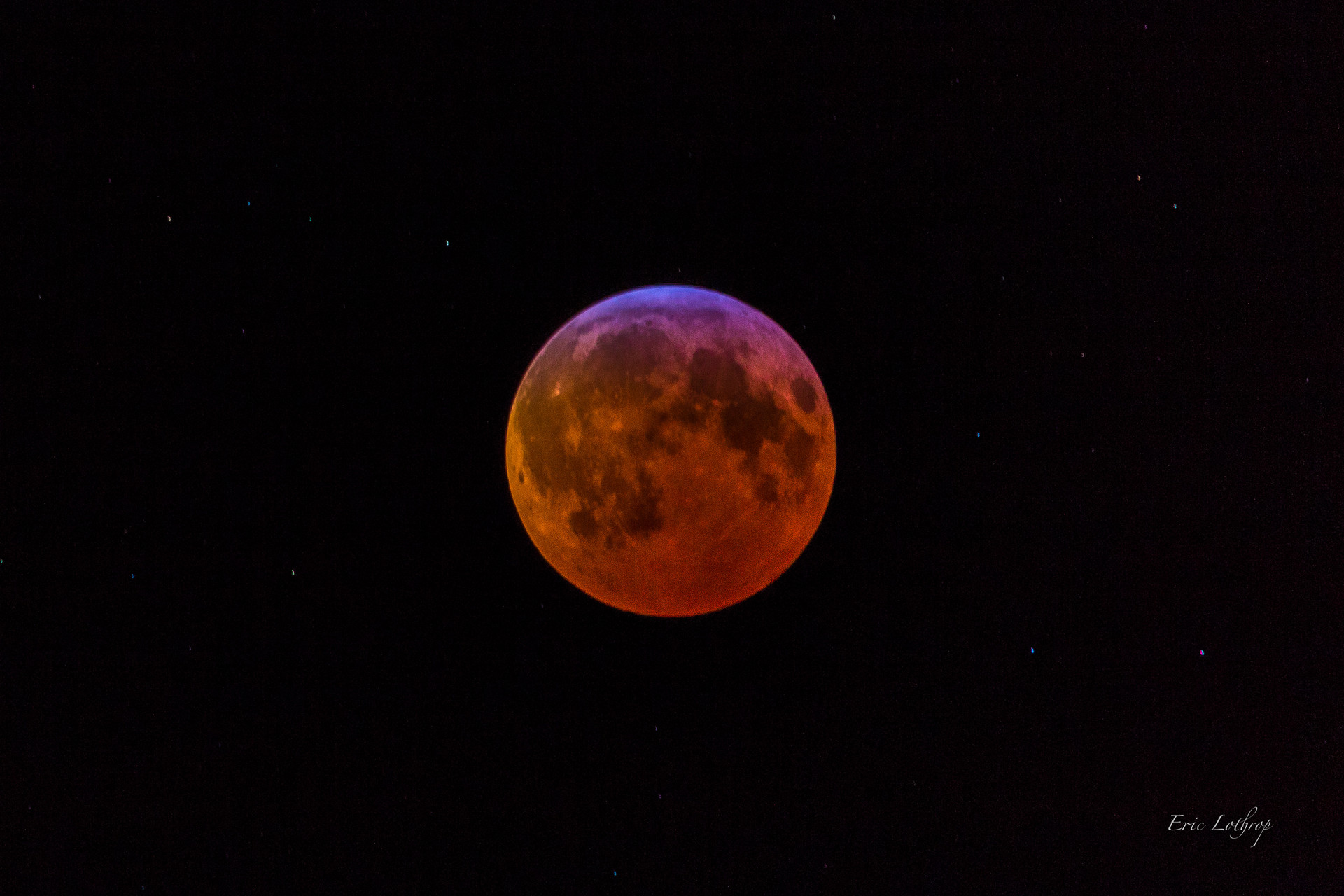 Super Blood Wolf Moon Eclipse 01-21-19