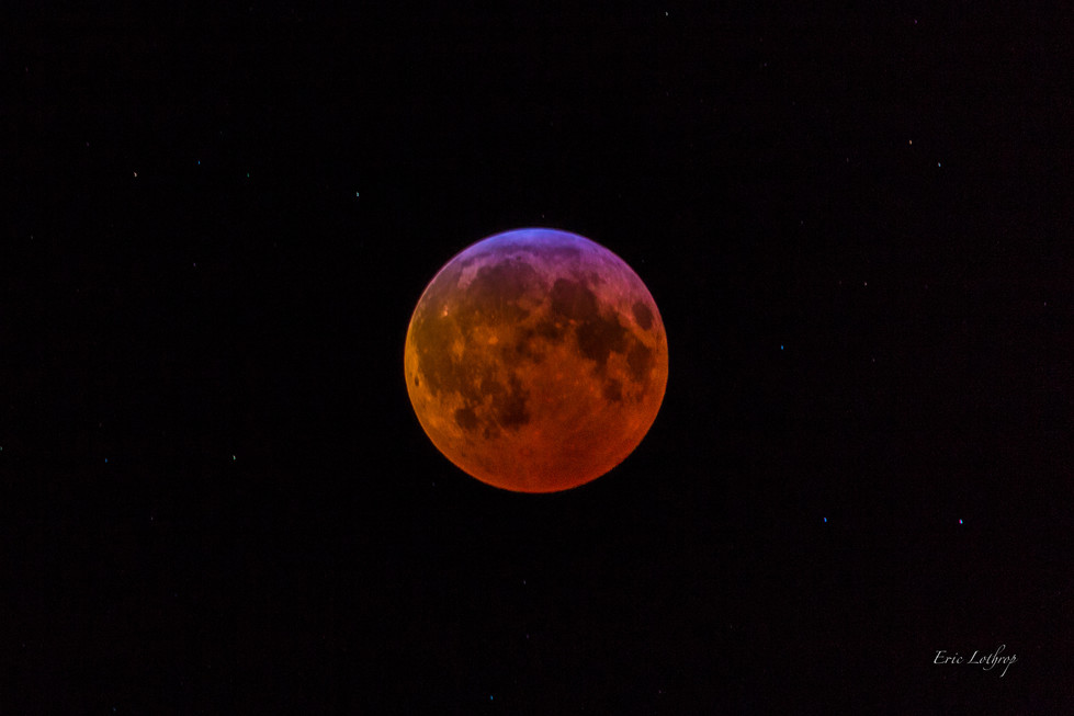Super Blood Wolf Moon Eclipse 01-21-19