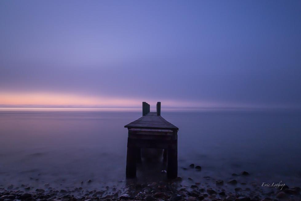 Falmouth Pier Dawn