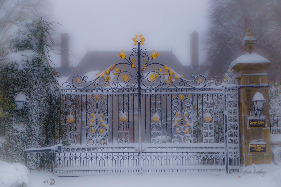 Newport Mansion Champ Soleil at Bellevue Avenue
