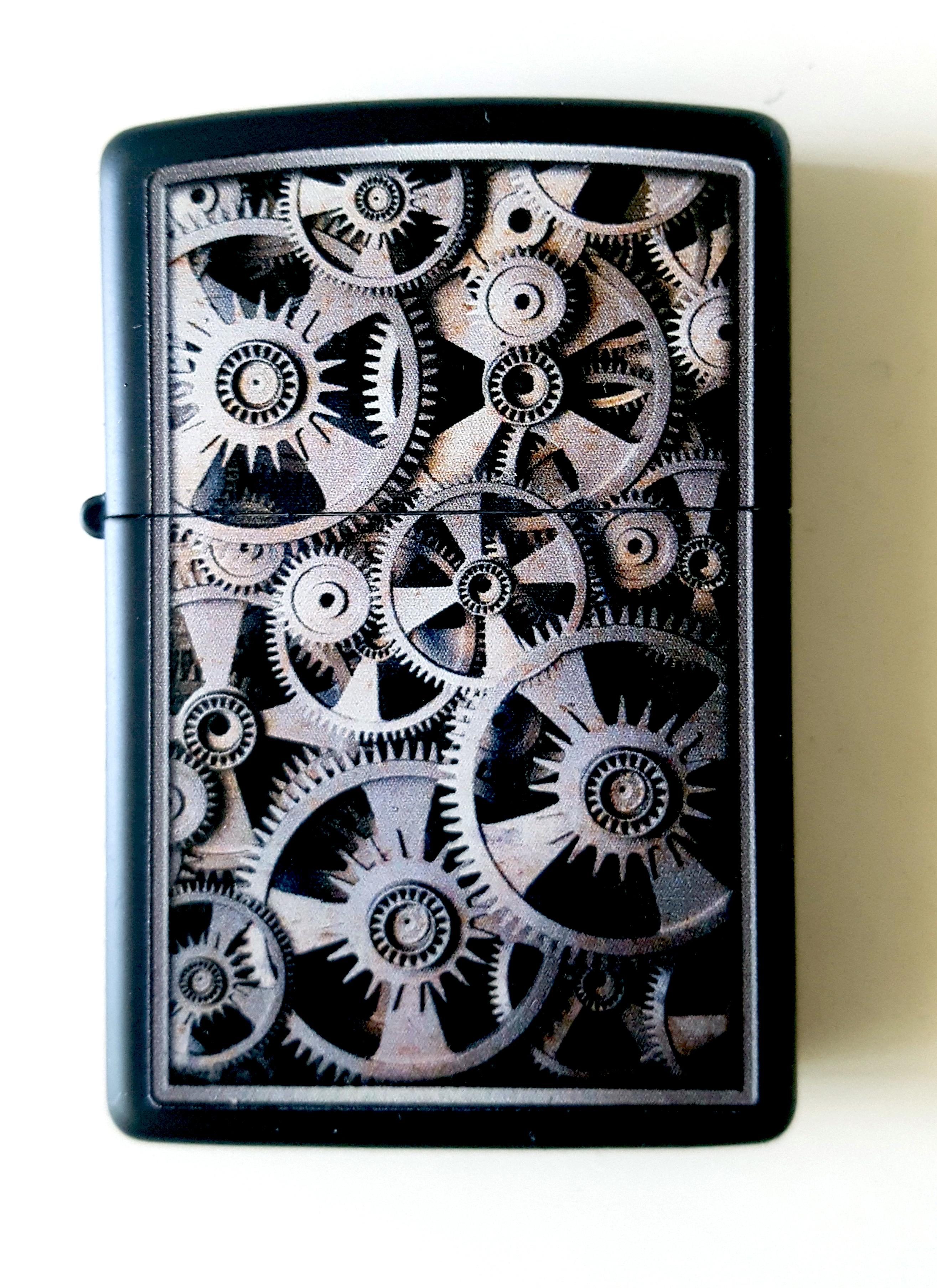 Gears and Cogwheels (2)