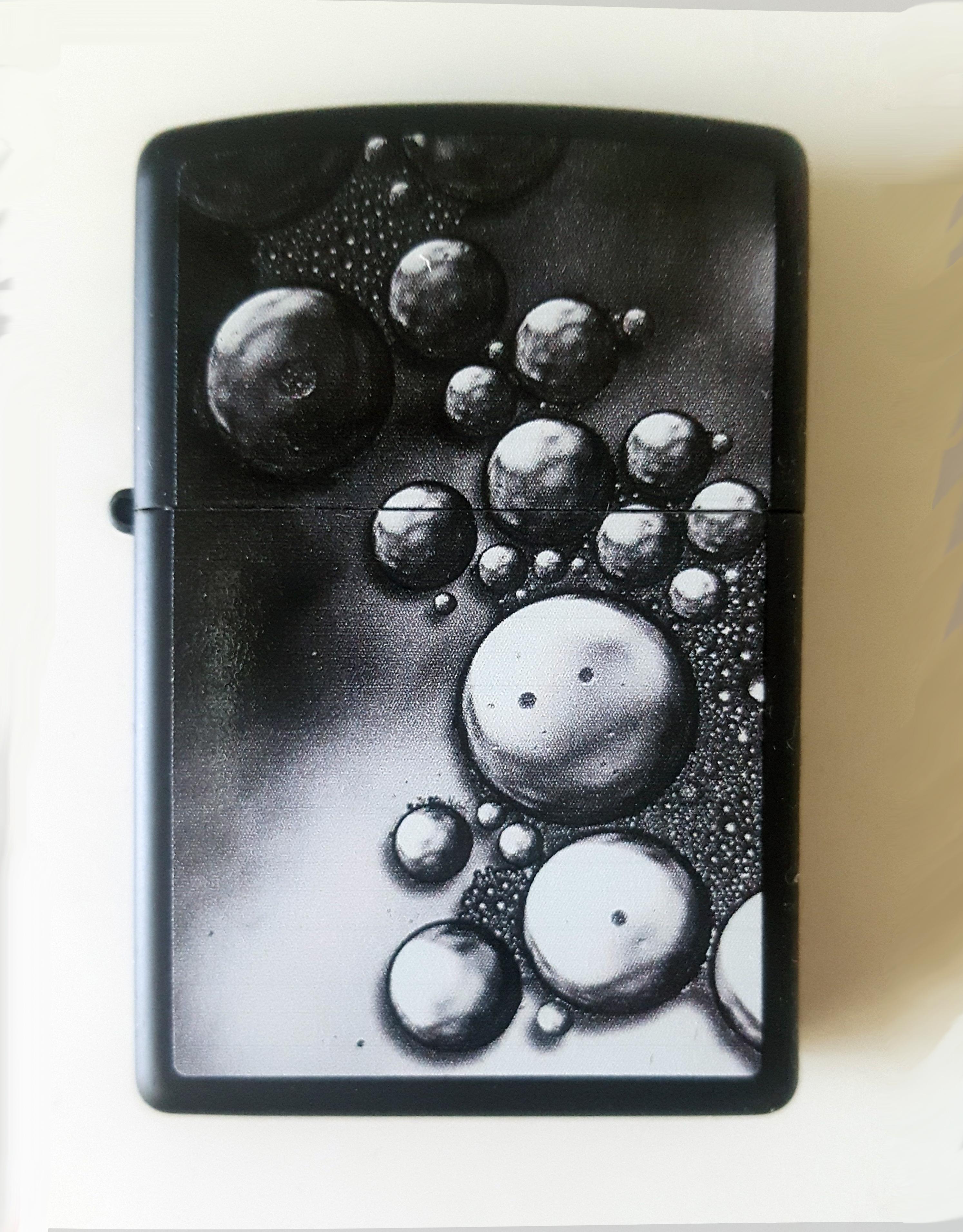 Titanium Droplets