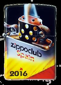 2017 Primer estampado ZCS. One of a kind
