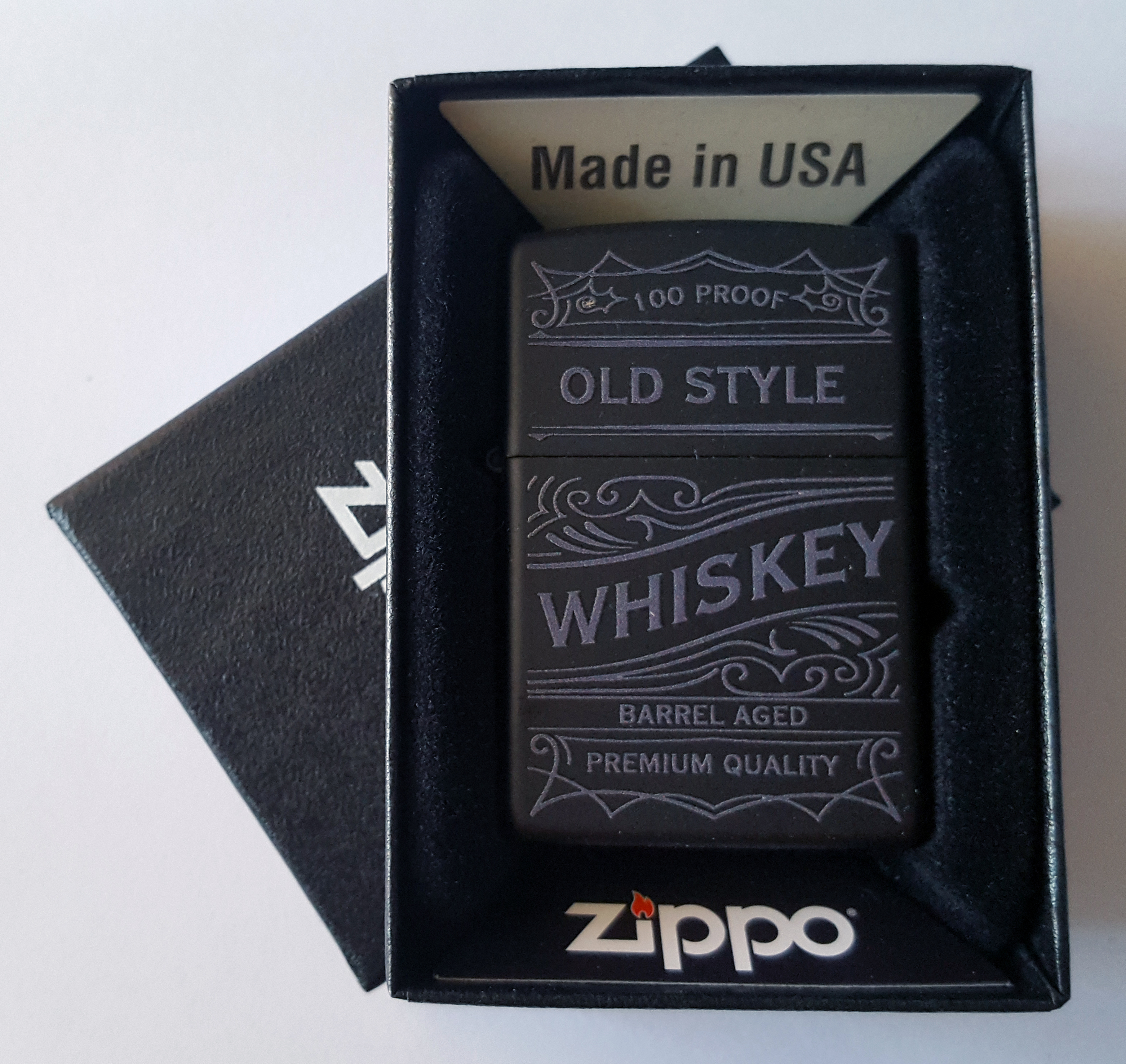 Old Style Whiskey 60004147
