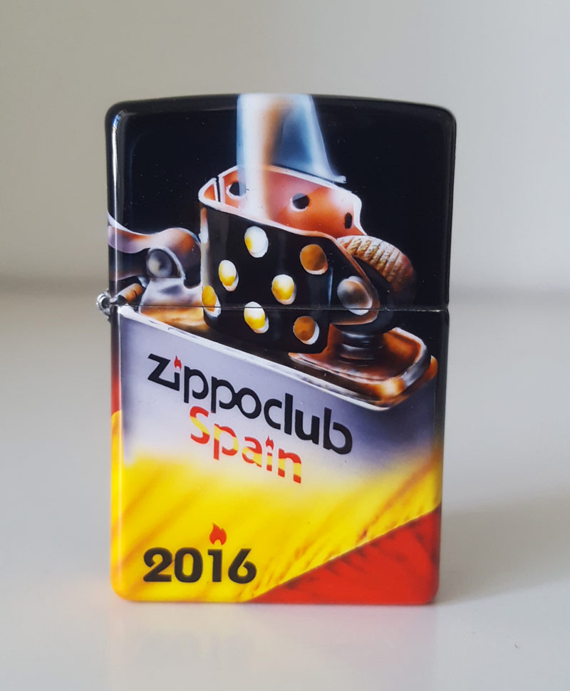 Zippo by Mazzi ZCS 2016
