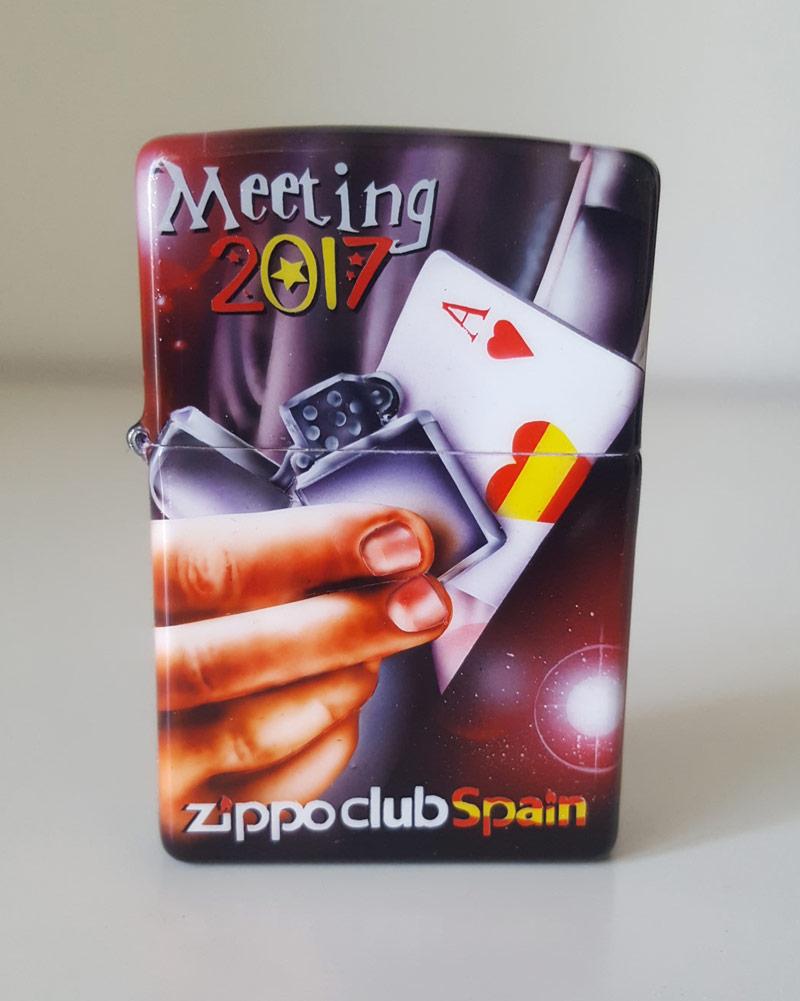Zippo by Mazzi Meeting 2017