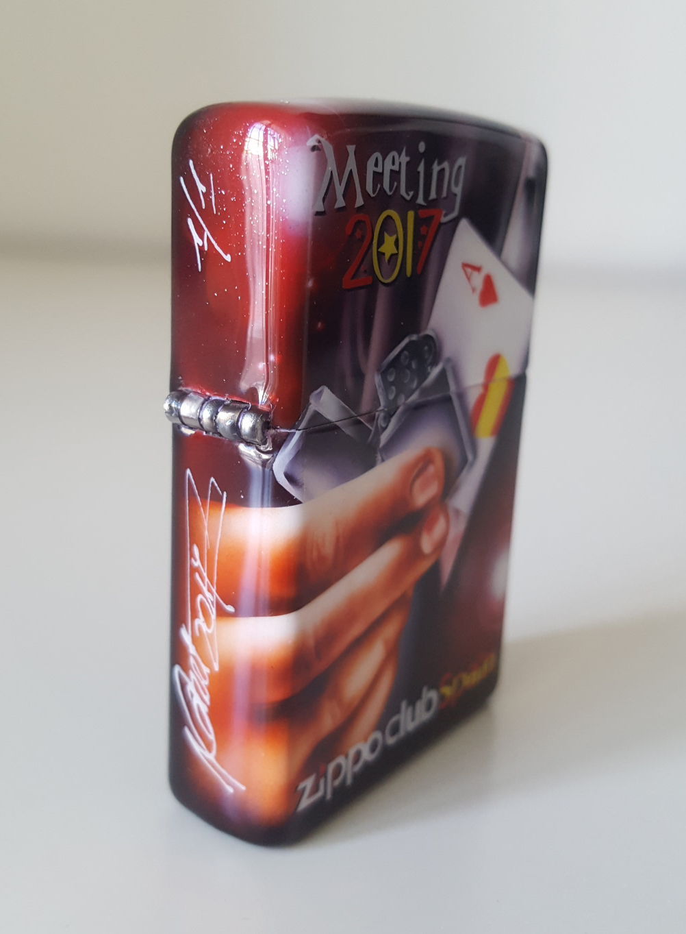 Zippo by Mazzi One of a kind  Meeting ZCS 2017 (2)