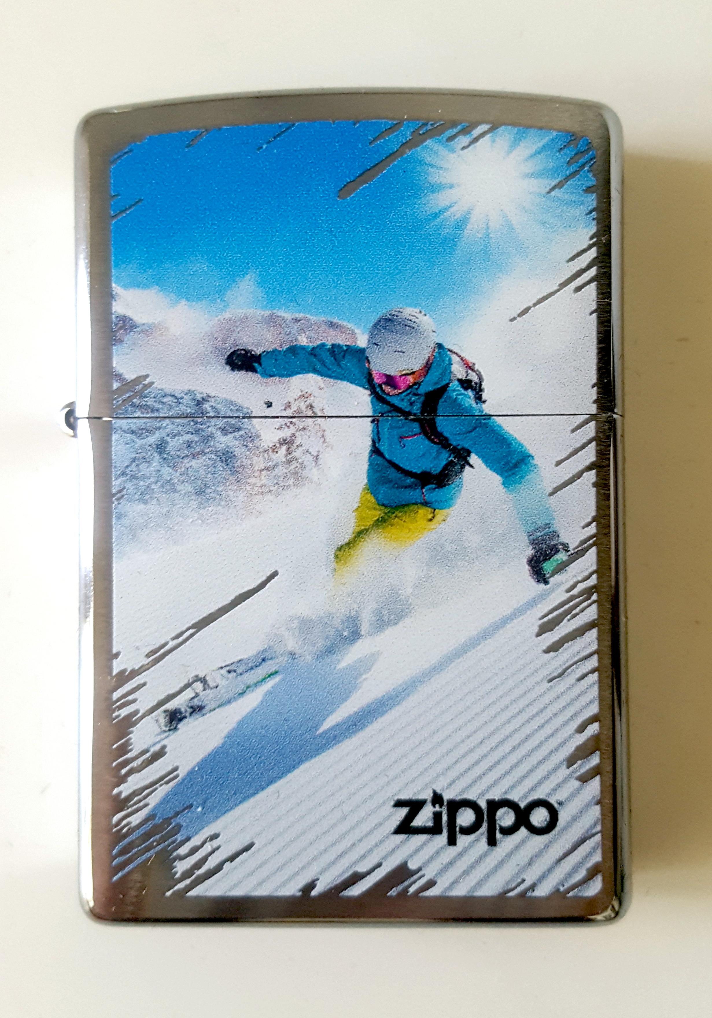 Skier (2)