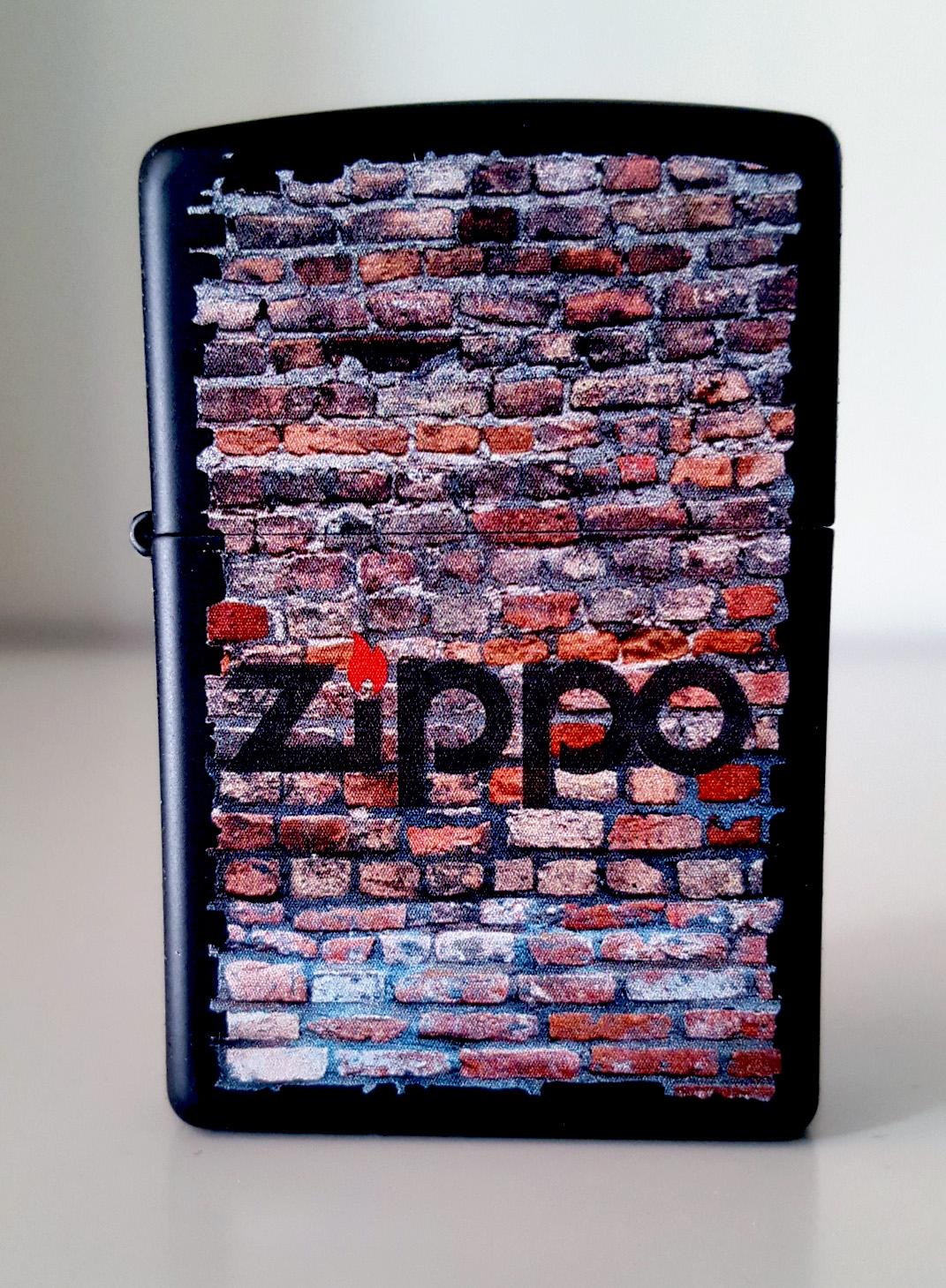 Zippo Brick Wall 218-6000018