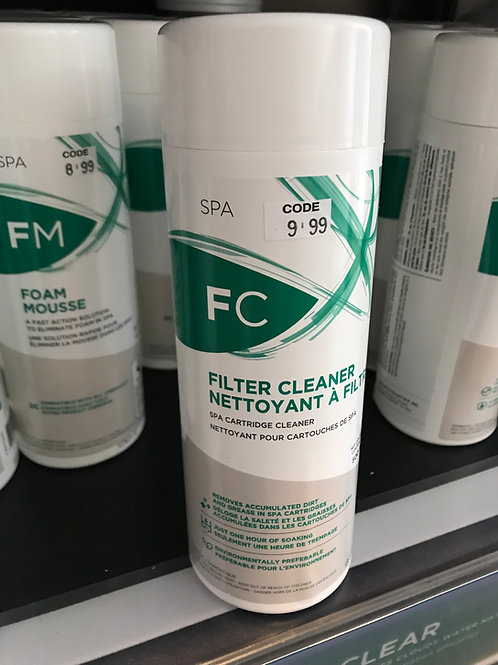 Contact Spa Filter Cleaner 1L