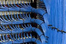 réseaux informatique brassage baie infrastructure réseaux