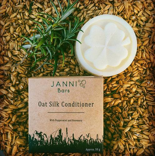 Oat Silk Conditioner by Janni Bars