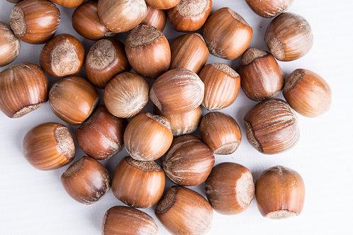 Organic Hazelnuts (Whole) 100g