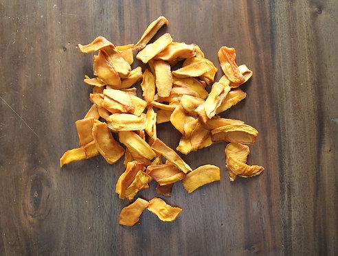 Organic Dried Mango Strips 100g