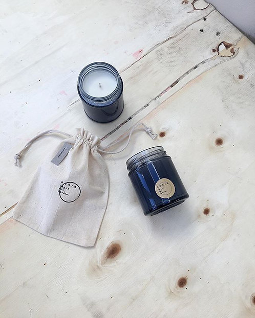 Eco Soy Wax Candle - Lavender