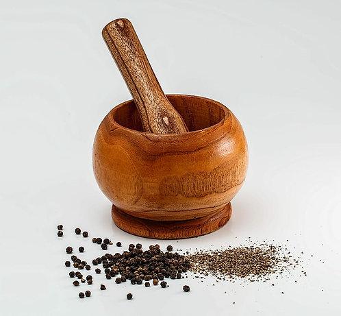 Ground Black Pepper 10g