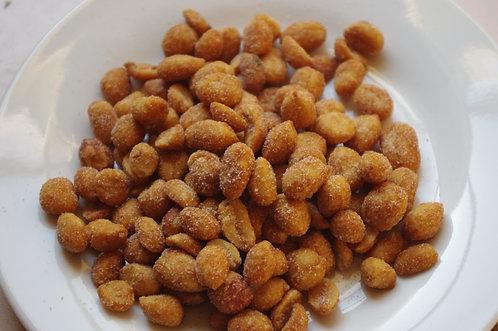 Honey Roasted Peanuts 100g